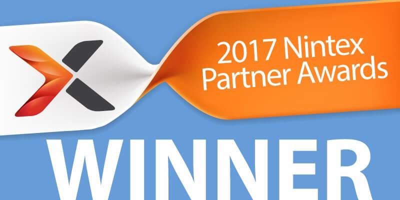 Nintex 2017 Partner Awards